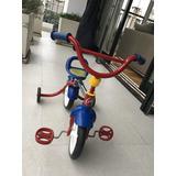 Triciclo Radio Flyer Original! Asiento Regulable