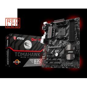 Mother Msi Am4 B350 Tomahawk Box Atx
