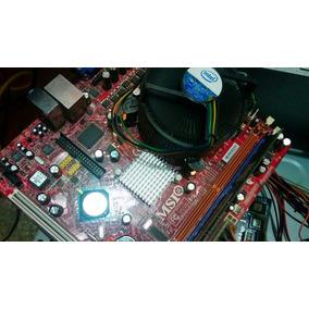 Tarjeta Madre Con Procesador Intel 1.8 Ghz