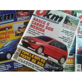 Revista Automotiva Lote 8 Unid Atacado Carros Tuning