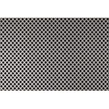 Láminas De Aluminio Perforadas (perf. Redondas 2.8mm Y 4mm)