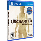 Uncharted:the Nathan Drake Collection Ps4 Fisico- Sellado