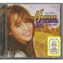 Cd Hannah Montana O Filme - Mmiley Cyrus - Trilha Sonora