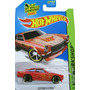 Auto Hot Wheels Custom V 8 Vega Ploteado Retro Especial Tdf1