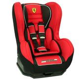 Cadeira Cadeirinha Para Carro Ferrari Reclinavel Red 25 Kg