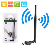 600mbps 802.11n/g/b Usb Wifi Wireless Adaptador Lan Tarjeta
