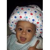 Casco Protector Bebes Hasta 24 Meses Tamaño Ajustable