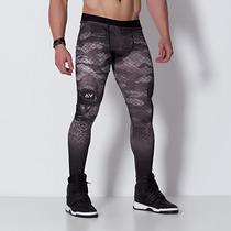 Legging Fitness Sublimada Masculina Delta V Caveira Jr1006