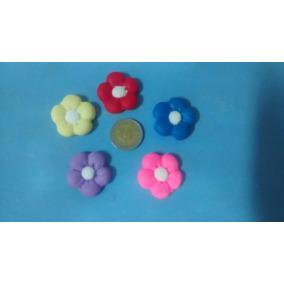 Rosas Y Flores En Porcelana Fria
