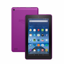 Tablet Amazon Kindle Fire, 7 Wi-fi, 8gb - Cor: Magenta