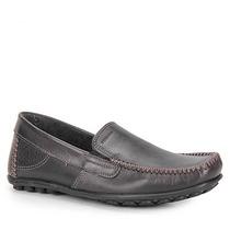 Sapato Driver Masculino Pegada - Preto