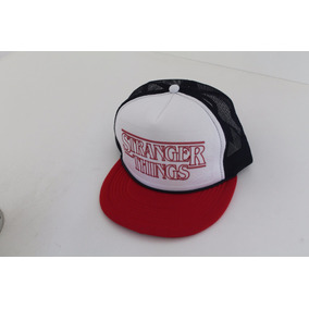 Gorra Dustin - Stranger Things - Tv Serie Netflix Trucker