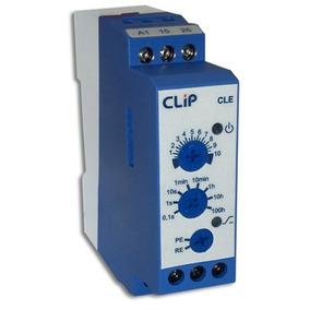 Relé Temporizador Retardo/pulso Na Energização Clip Cle