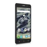 Smartphone Alcatel Pixi4 6 Hd Preto 8gb, 1gb Ram Quad-core C