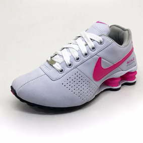 Tenis Nike+ Shox Nz Deliver Classic Junior Feminino E Masc