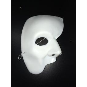 Fantasma De La Ópera Mascara Careta