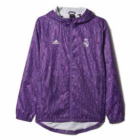 Campera adidas Real Madrid Windbreaker