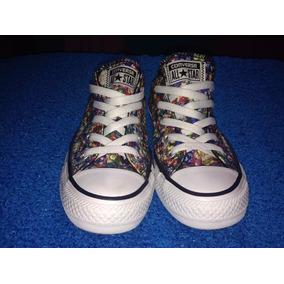 Zapatos Converse De Dama. 100% Originales. Traidos De Usa