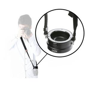 Movo Rápido Multi-lente Cambiador & Correa Giratoria -negro
