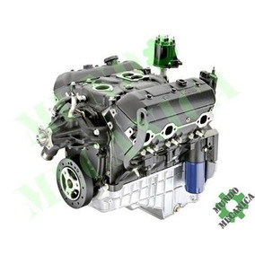 Manual Reparacion Motor Generador Gm 4.3l Powertrain.