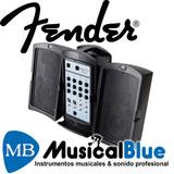 Sist Portable De Sonido Fender Passport 150 Pro 069-4401-950