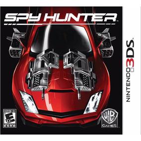Spy Hunter - Para Nintendo 3ds - Jogo Novo - Lacrado