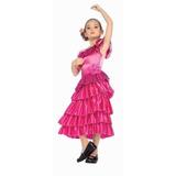 Disfraz Para Niña Rubíes Traje De La Princesa Española
