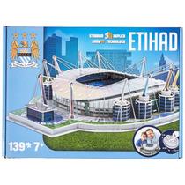 Maqueta De Lujo Estadio Manchester City Etihad 3d