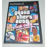 Gta Vice City Ps2 Sellado