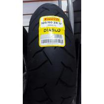 Pneu De Moto Pirelli Diablo 160/60-17 (69w) Traseiro