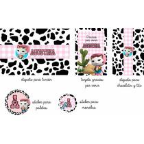 Etiquetas Y Stickers Candy Bar - Golosinas