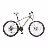 Bicicleta Mtb Jamis Trail X2 Monterey Grey Freio A Disco