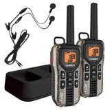 Uniden Gmr4088-2ckhs Radios Dos Vias Con Cargador Y Auricula
