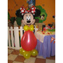 Globo Piñata Minnie-mickey Mouse Candy Cumpleaños Cotillon