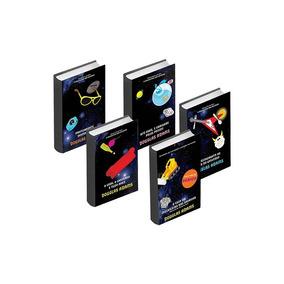Kit Livros - Coleção O Guia Do Mochileiro Das Galáxias