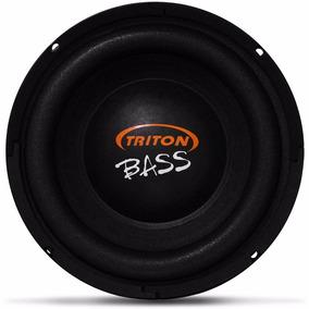 Alto Falante Subwoofer Triton Bass 8 Pol 200w Rms 4 Ohms S4
