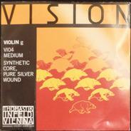 Cuerda Suelta Violin 4ta (sol) Thomastik Vision Vi04 Austria