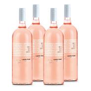 Vino Punto Final Malbec Rose Magnum 4 Botellas
