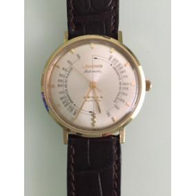 Reloj Longines Autómatico Oro 14k Admiral 5 Estrellas Medico