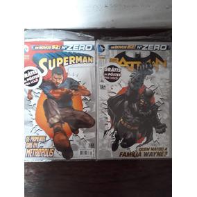 Novos 52 Batman E Superman No 0