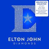 Vinilo Elton John (diamonds The Best) Nuevo (vinilohome)