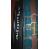 Platina De Chevette Sl Original Nueva De Paquete