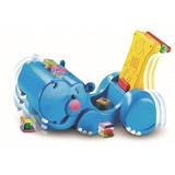 Fp Peekablocks Hipopotamo Andador Tragabloques
