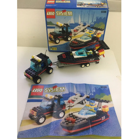Lego 6596 Completo Wave Master