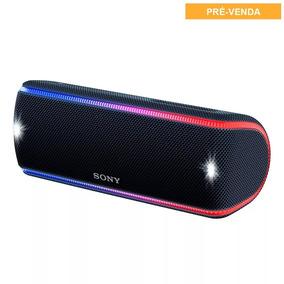 Caixa De Som Sony Sem Fio Srs-xb31 Bluetooth Preta + Nf