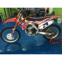 Honda Crf250r Cross Matrículada