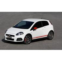 Kit De Adesivos Fiat Punto Abarth Tuning