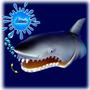 Enfeite De Resina Soma Action Tubarão