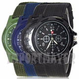Reloj Swiss Army De Caballero Deportivo Militar Analógico