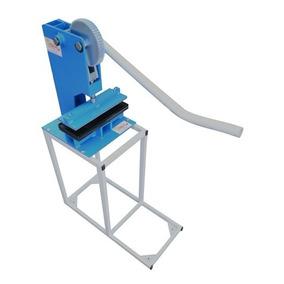 Maquina De Fazer Sandália + Frisadora + Facas